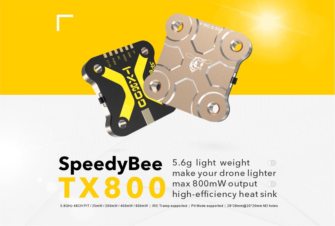 SpeedyBee TX800